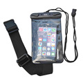 waterproof waist leg pouch Diving cellphone Bag for keys money passport