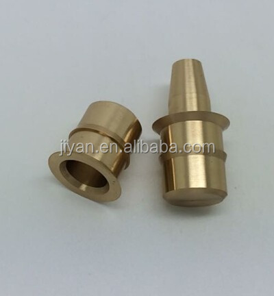 Round custom cnc turning metal dowel pin