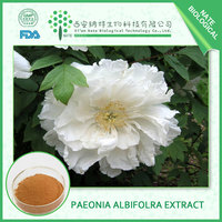 Pure Natural Paeoniflorin 8%~98% From Paeonia Lactiflora Palls Extract