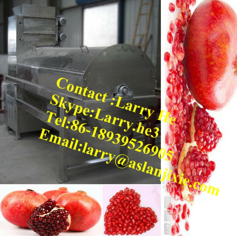 pomegranate juicing machine