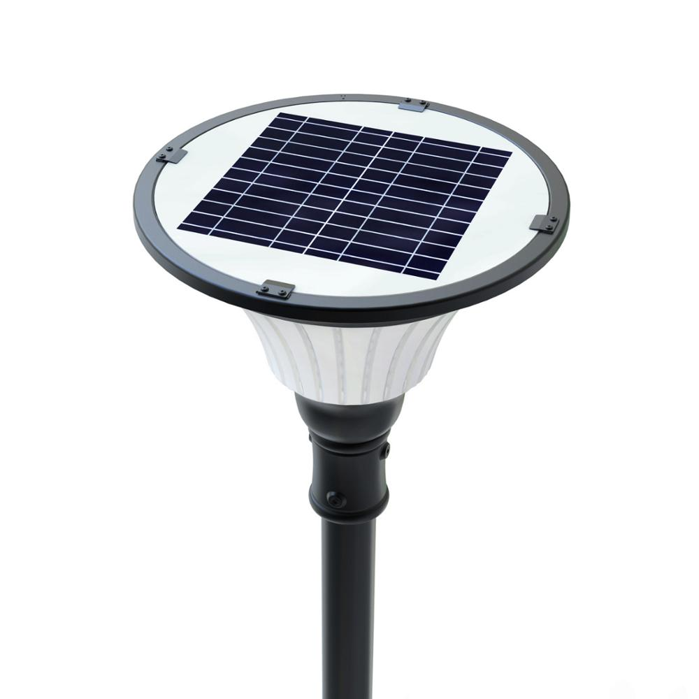 Outdoor High Lumen Integrated Motion Sensor Led Street Garden Solar Lights