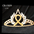 Wholesale Rhinestone Cheap AB Pageant Tiara