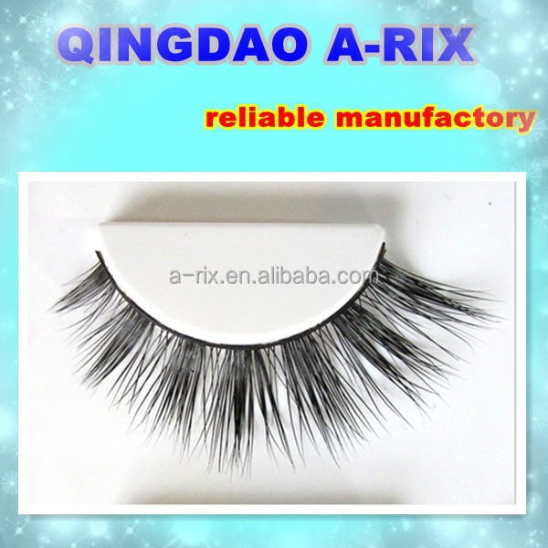 NO.24 wholesale chinese makeup brand real mink eyelash