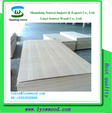 Cheap ash plywood for door skin ash melamine paper laminated plywood price/Titanium white melamine paper laminated double