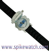 New Waterproof clamshell fancy watches for child