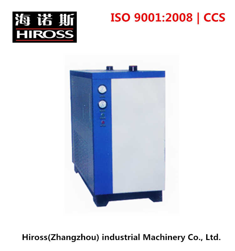 High Quality Air- cooled Refrigerated Compressed Air Dryer for Screw Air Compressor