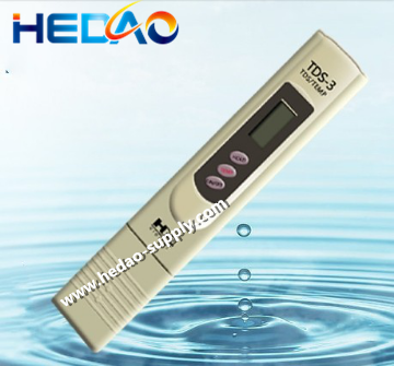 2 Color Choose tds checker TDS Meter TDS-3