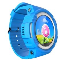 Children Gps Watch for Android IOS with SIM Card Voice Message WeChat SOS MP3 Player Music Step Counter