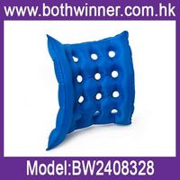 Shopping nylon pvc ring round cushion inflatable dount air cushion -h0tah inflatable camping cushion