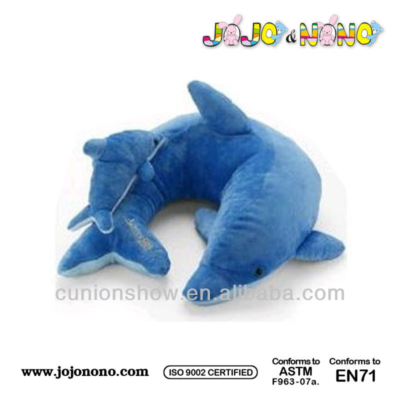 Cute Cuddly Sea Animal plush dolphin