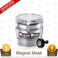 Vitamin C and hyaluronic acid face magnet mask beauty for pore cleaner