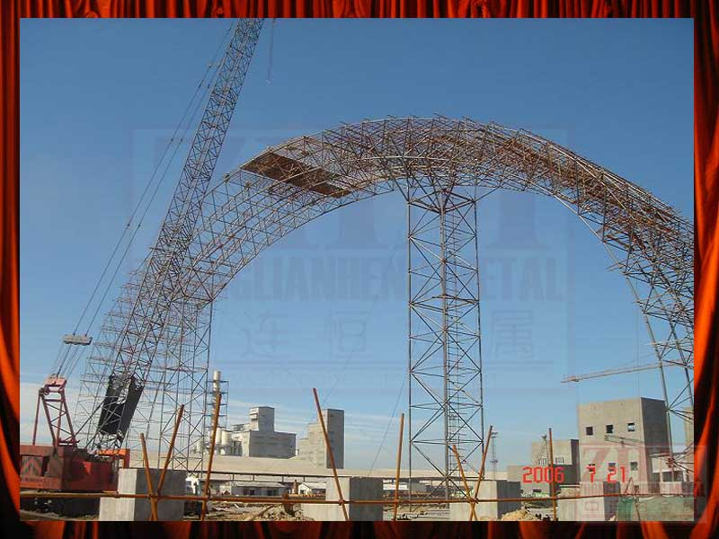 Quality OEM long-span steel structural buildings