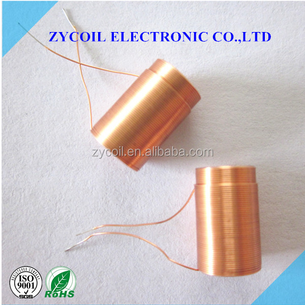 Customize electromagnetic induction coil