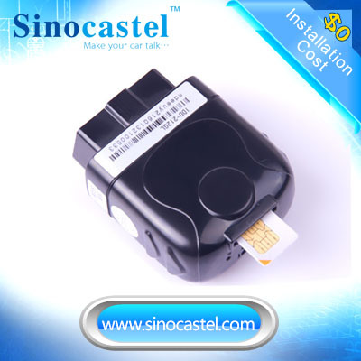 Web Based software OBD2 car diagnostic analyzer