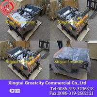 China auto concrete wall machine