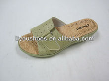 2013 model Brand New girls eva high heel sandals from liyou shoes factory