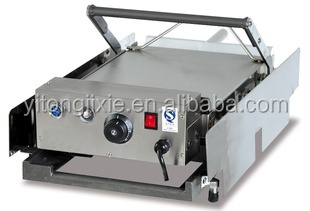 Stainless steel automatic burger machine for fast food restaurant
