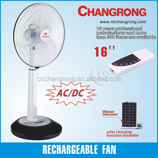 Cr-8316 Multi-function Sanford Rechargeable Fan With Exclusive ...