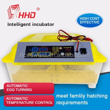 HHD Full Automatic Cheap 48 Automatic Snake Egg Incubator For Sale with CE approved