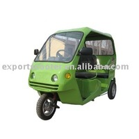 NEW STYLE Luxury 1000W electric rickshaw with electric , passenger tricycle