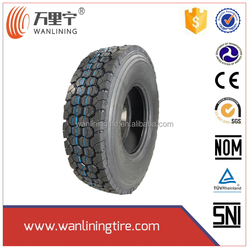 Made in china truck tyre 215 75 17.5 and truck tyre 1000-20 price