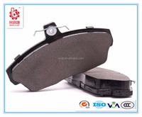 Brake pad manufacturing auto spare disc carbon fiber break pad for germany car