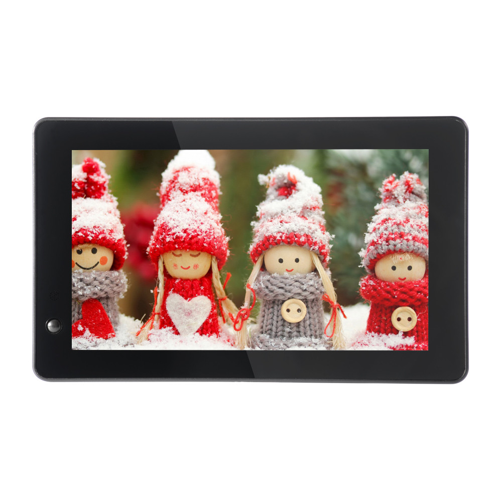 "Chinese Factory open frame 7"" digital LCD Media player for advertisement"