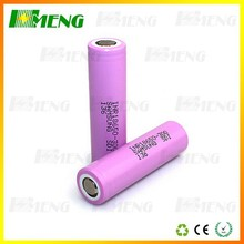 Samsung sdi 18650 3000mah 25r samsung Lithium battery cell 18650 samsung inr18650-30Q Pink version
