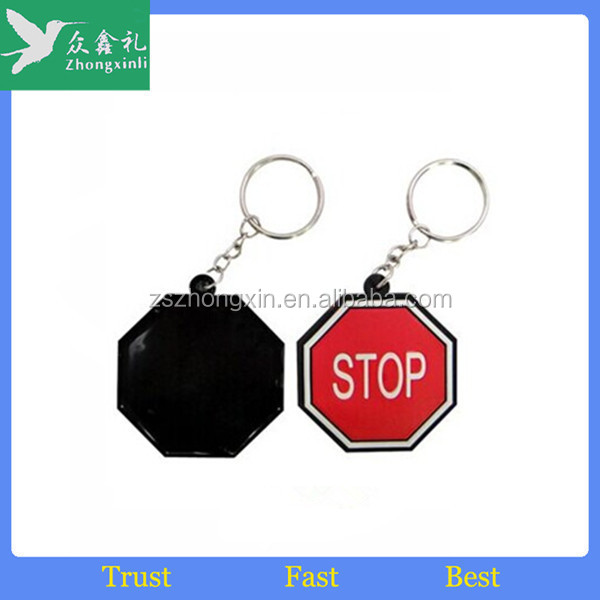 Customized Cheaper Price Top Quality soft pvc keychain soft pvc keyring