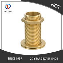 Brass Straight Male Tube Fittings