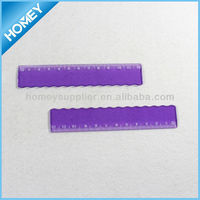 Popular 12cm plastic ruler