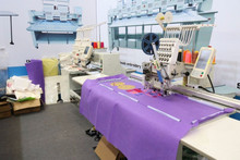Most Reasonable Rated Top Quality Used Single Head Six Needles Industrial Embroidery Machine