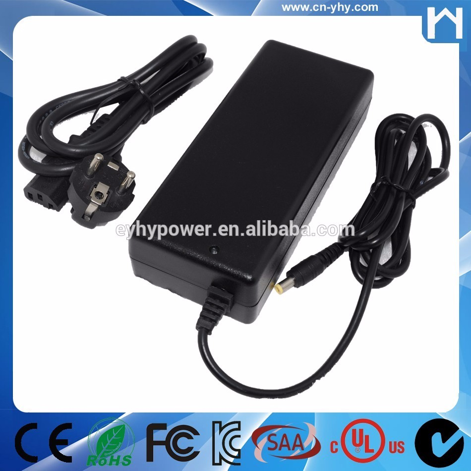 120W power adapter input 220V output 12volt 4a ac to dc power supply