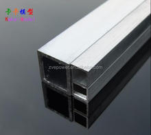 Aluminium Square Tube 10mm Box Section 1mm Thick Hollow Aluminium Square Tube