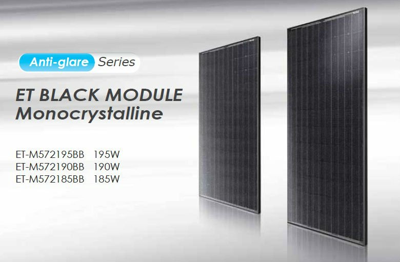Solar Module (Anti Glare Series)