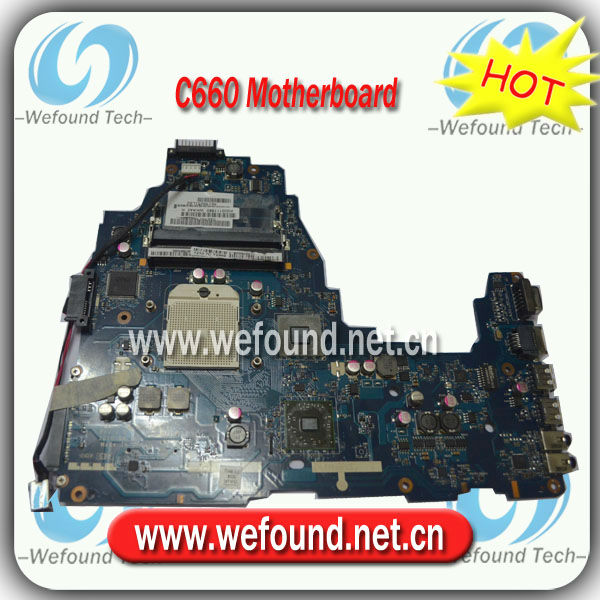 K000111560,Laptop Motherboard for Toshiba C660 C660D Series ,Mainboard,System Board