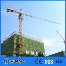 High Standard jib length 60m tower crane