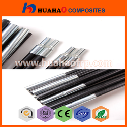 Carbon frames for caming tents,High Quality Pultrusion Carbon Fiber Rod Epoxy resin High Strength Manufacturer