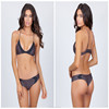 imported China seamless reversible brazilian bikinis with your own design
