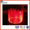 Stainless steel outdoor water fountain computer controlled music dancing water park fountain