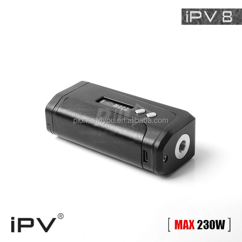 2016 best mod with big watt mod 230watt mod pioneer4you ipv8