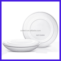 Ultra thin universal Qi Wireless charger Charging Pad for All Qi Standard Compatible Device