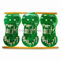 lipo bms 6s one-stop rigid pcb & pcba FR-4 manufacture in shenzhen china