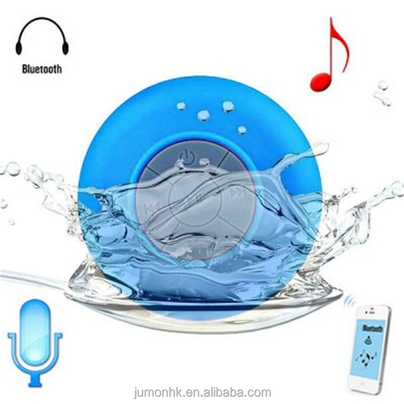 OEM/ODM high performance ihome waterproof speaker top-fashion