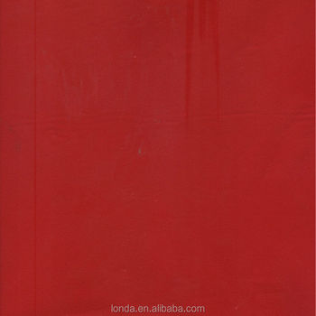 Red decor paper for furnitures