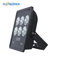 Latest product energy saving aluminum outdoor waterproof ip65 100 200 300 watt led flood light