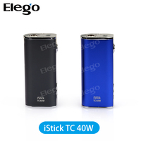 Christmas hot Selling Eleaf iStick 40W Temperature Control Box Mod/iStick 50W/iStick 30W , ipv d2 and ipv 4s on alibaba express