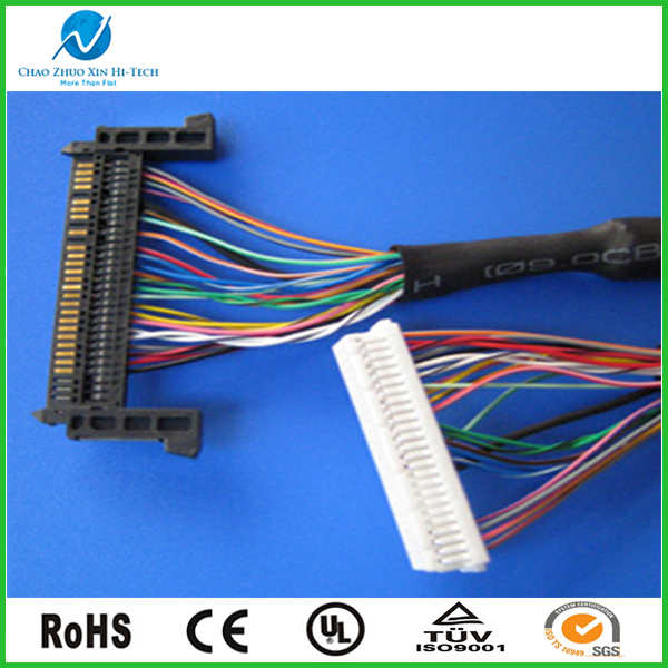 Factory supplier lvds cable connect to hdmi cable with converter board