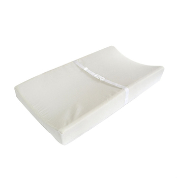 Soft Cotton Cover and Waterproof Covered Baby Changing Pads, Baby Changing Mat With Straps To Keep Baby Safe