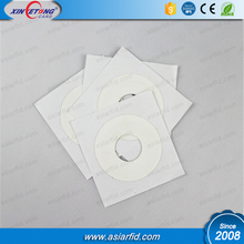 Dia 30MM Blank N-tag 213 NFC CD/DVD Sticker